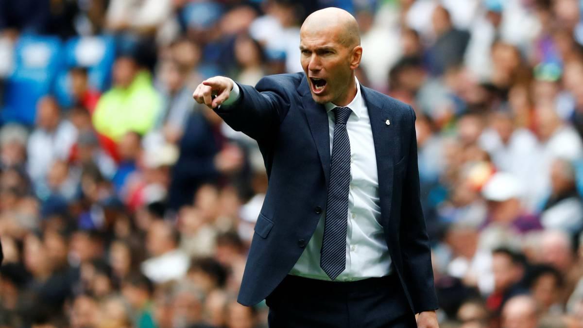 FORMACIONI  Reali me ndryshime  Zidane  gozhdon  dy yjet e skuadrës në stol