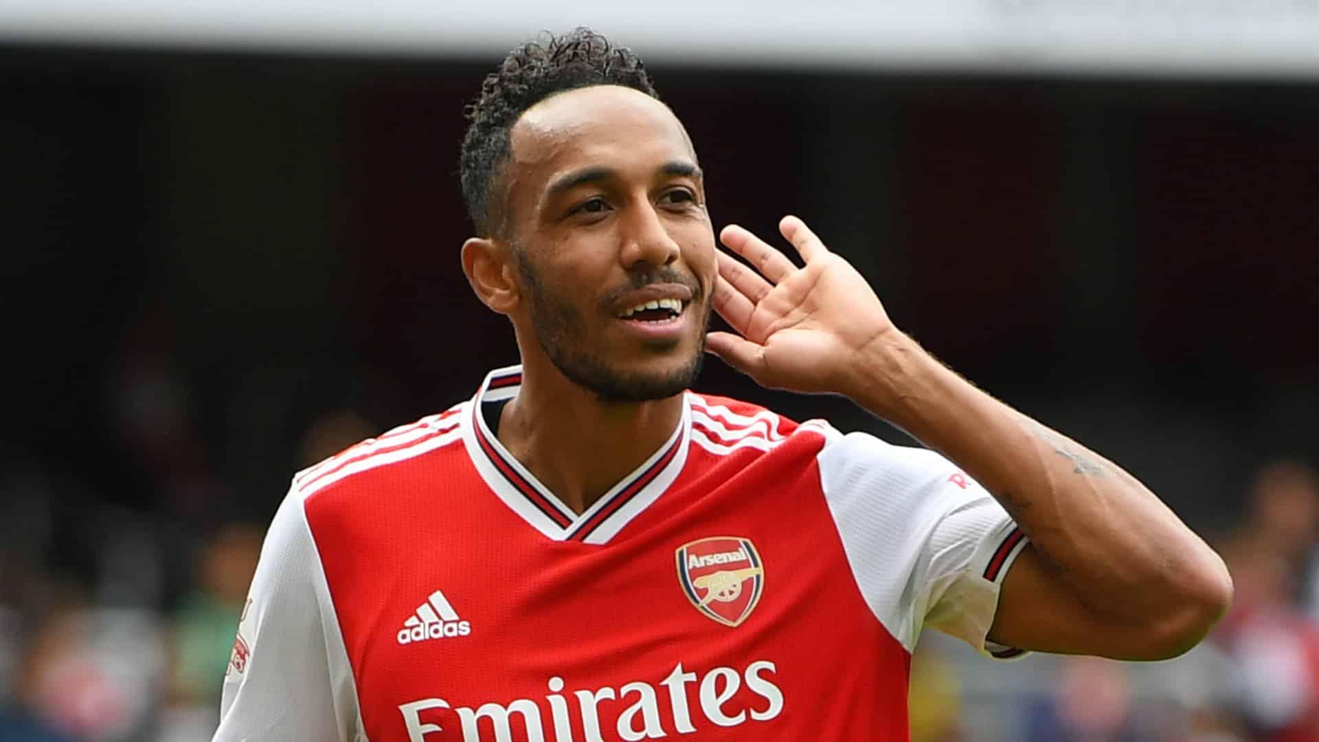 Arsenal  Aubameyang pret një telefonatë nga La Liga