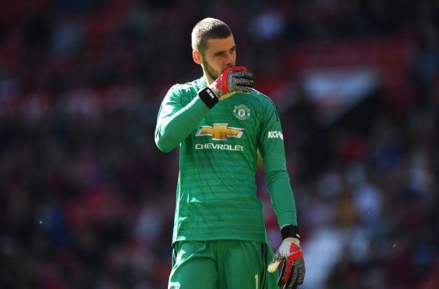 De Gea vendos rekord në Premier League   feston  duke kërkuar falje