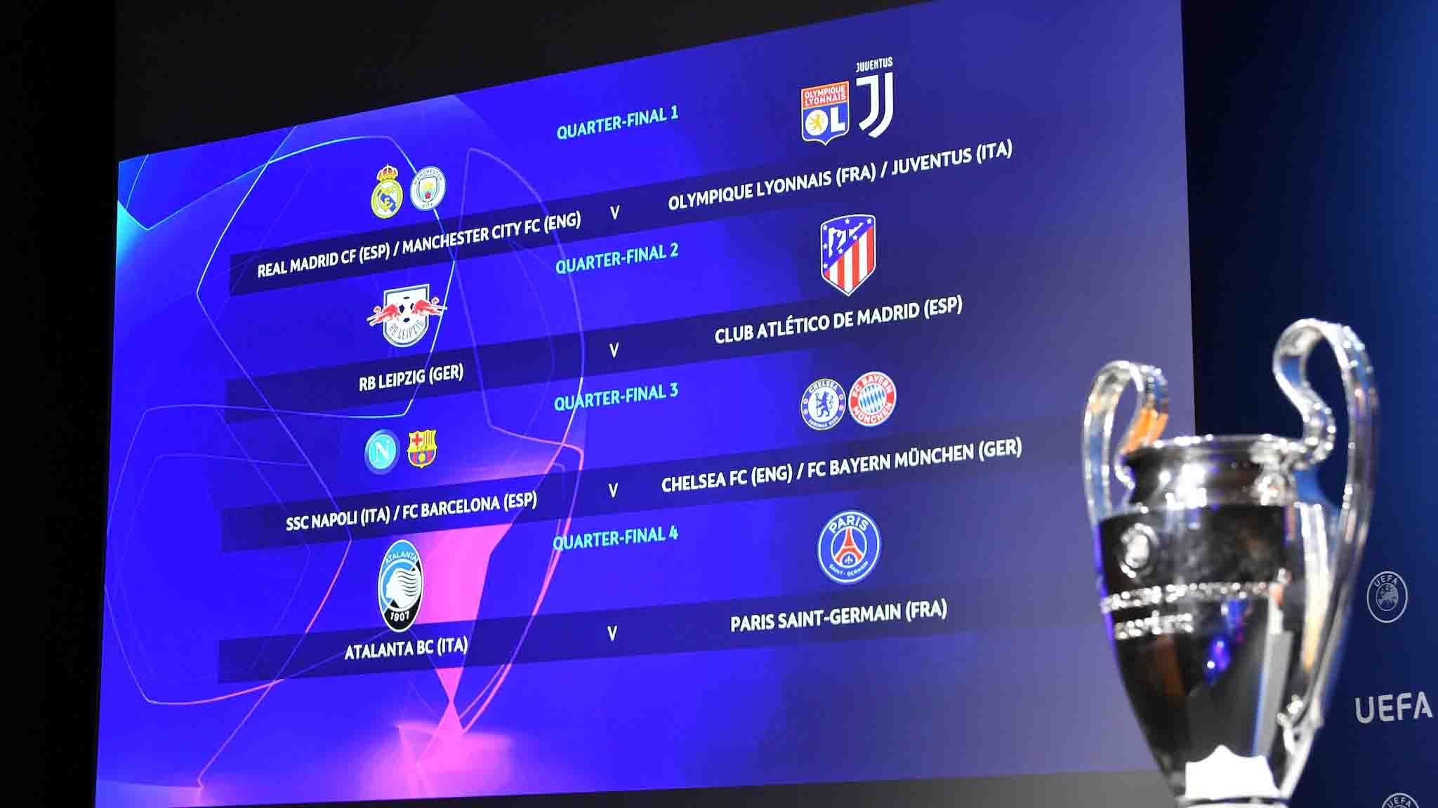 Kalendari i Champions it  UEFA zyrtarizon datat dhe oraret e sfidave