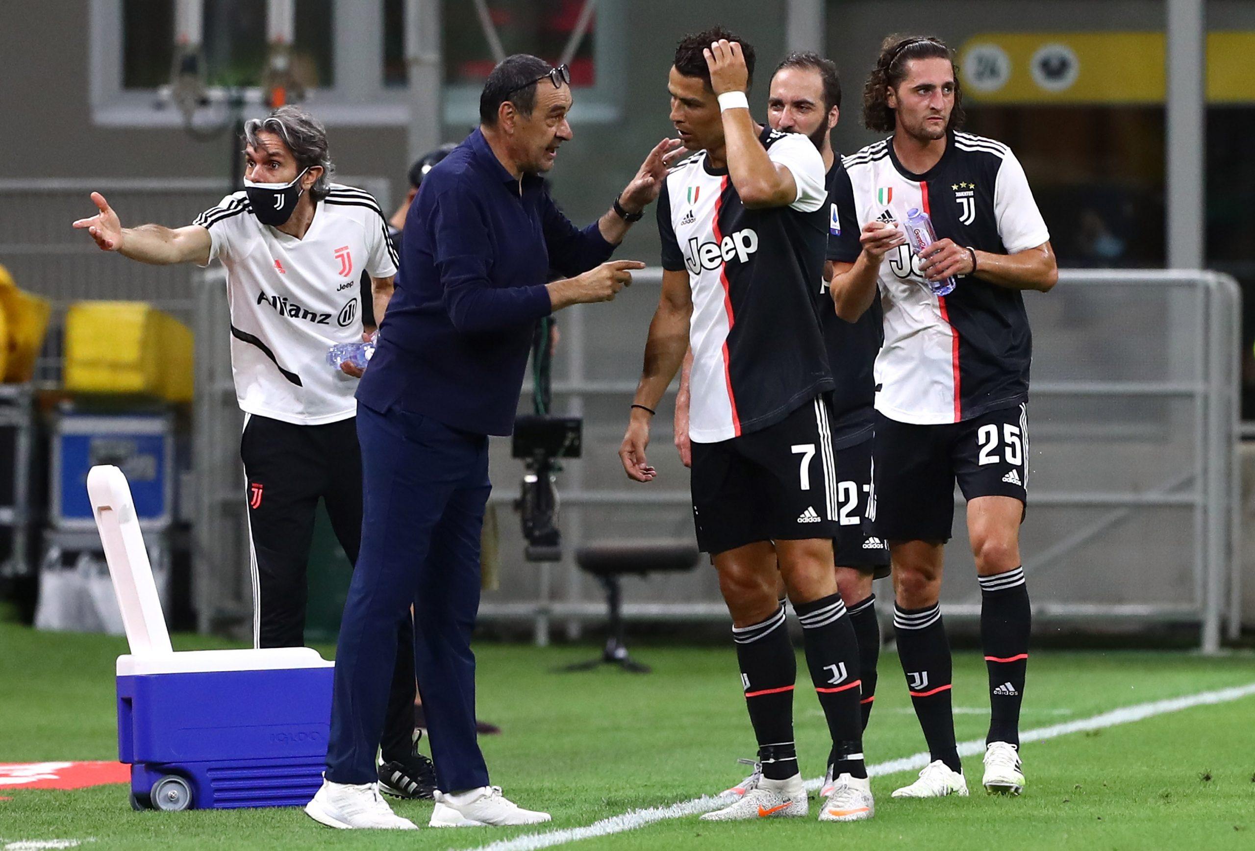Sarri  justifikon  Milan Juventus  Nuk ishte problem fizik  u paralizuam sepse